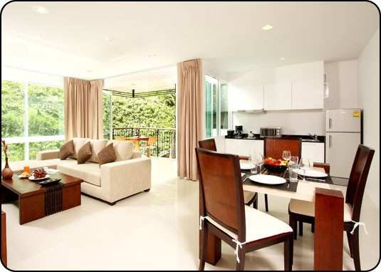 Picture of SRP : 1-Bedroom Apartment in Surin Beach