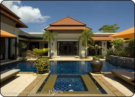 Picture of Sai Taan Villa 8 in Bang Tao Beach